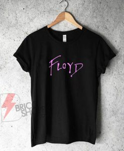 Pink Floyd Minimalist Shirt on Sale