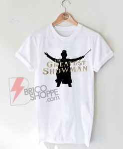 The Greatest Showman - Silhouette Shirt On Sale