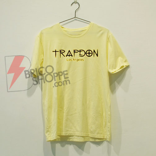 Trapdon Los Angeles T-Shirt On Sale