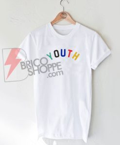 Youth Rainbow Unisex adult T-Shirt On Sale