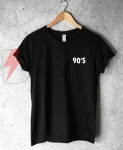 90'S Unisex T-Shirt On Sale