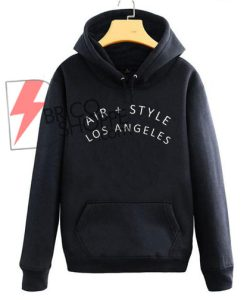 AIR STYLE LOS ANGELES HOODIE On Sale