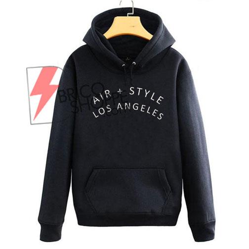 AIR STYLE LOS ANGELES HOODIE On Sale