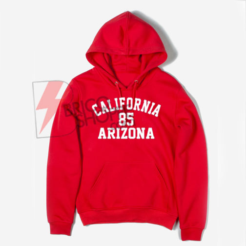 California 85 Arizona Hoodie On Sale