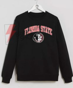 Florida State Style Sweatshirt on Sale