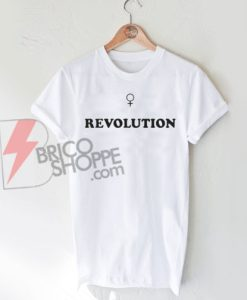 Gender Revolution T-Shirt On Sale