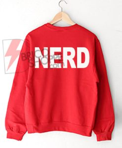 NERD Sweatshirt On Sale
