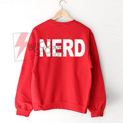 NERD Sweatshirt On Sale
