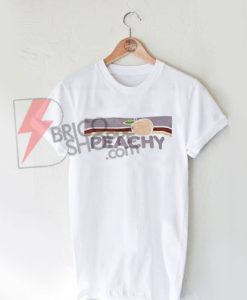 Peachy T-Shirt On Sale
