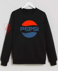 PEPSI Sweatshirt On Sale