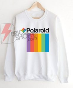 Polaroid-Sweatshirt on Sale - cute & comfy