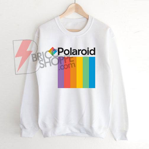 Polaroid-Sweatshirt on Sale - cute & comfy