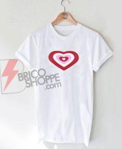 Powerpuff girls - Heart Cutes Shirt On Sale