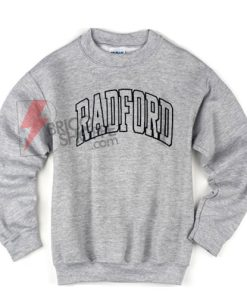 Radford Sweatshirt On Sale