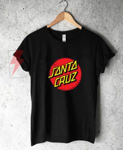Santa Cruz T-Shirt On Sale
