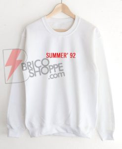 Selena Gomez's Summer '92 Sweatshirt On Sale