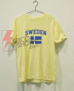 Sweden Shirt On Sale
