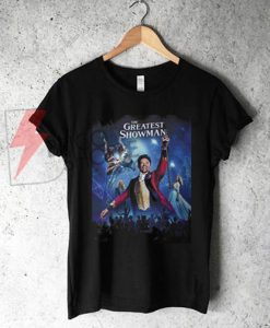 THE GREATEST SHOWMAN Poster Shirt On Sale