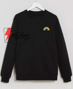 The rainbow Unisex Sweatshirts On Sale