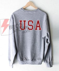 USA Sweatshirt On Sale - cute & comfy sweater