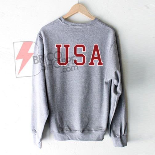 USA Sweatshirt On Sale - cute & comfy sweater