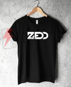Zedd-T-Shirt-On-Sale