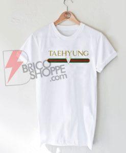방탄소년단-BTS-Taehyung-V-Gucci-Kpop-bangtan-boys-Unisex-Kpop-Shirt