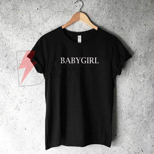 BABYGIRL baby girl Shirt On Sale