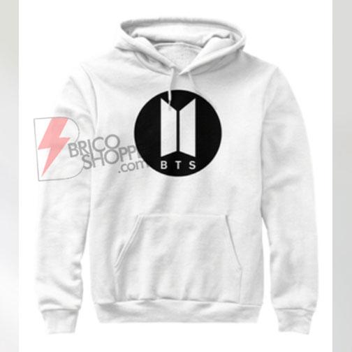 BTS Hoodie - Kpop Hoodie On Sale