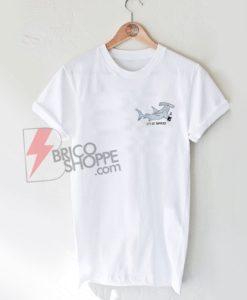 Blue Crown Let's Get Hammered Shirt on Sale