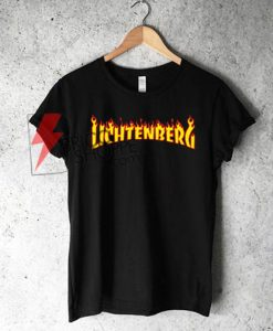 LICHTENBERG T-Shirt On Sale
