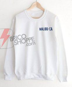 MALIBU-CA Sweatshirt On Sale