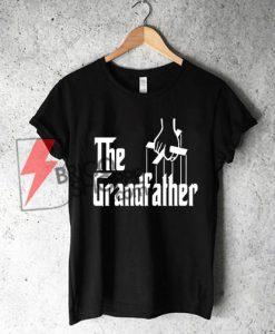 The grandfather Shirt On Sale, cute and comft shirt