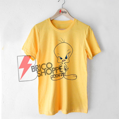 Tweety Angry Shirt On Sale, Funny Shirt On Sale