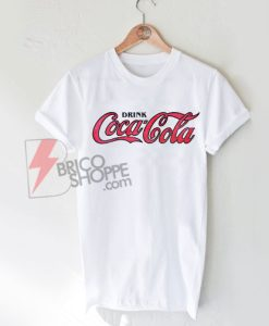 Vintage Coca-cola Logo Shirt, Funny Shirt On Sale, Cute and Comfy T-Shirt On Sale