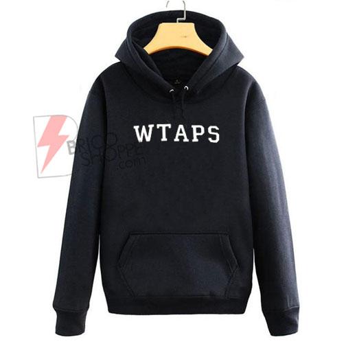 WTAPS Hoodie - Namjoons Hoodie On Sale