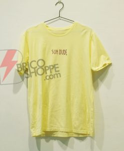 Suh Dude New Gold Yellow T Shirt Size S,M,L,XL,2XL,3XL
