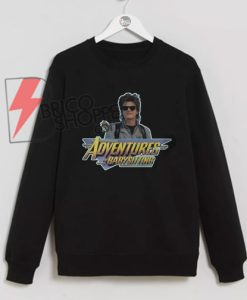 Adventures in babysitting Sweatshirt On Sale