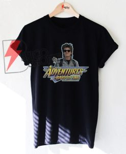 Adventures in babysitting T-Shirt On Sale