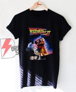 Back to the Future Part 2 T-Shirt On Sale