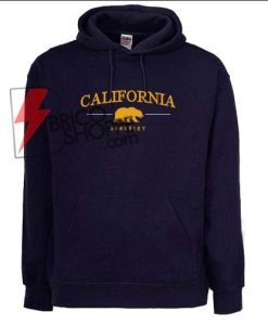 CALIFORNIA Berkeley Hoodie On Sale