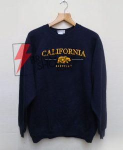 CALIFORNIA-Berkeley-sweatshirt-On-Sale