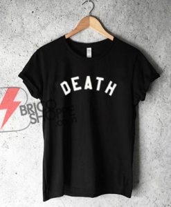 DEATH-T-Shirt-On-Sale
