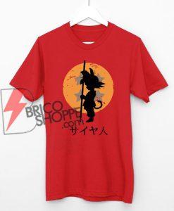 Dragon-Ball-T-Shirt-On-Sale