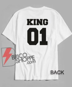 KING-01-T-Shirt-On-Sale