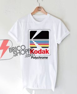 Kodak Polychrome Graphics T-Shirt On Sale