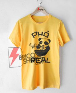 Pho Real Panda T-Shirt
