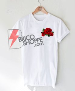 Red Roses T-Shirt On Sale
