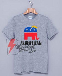 TRUMPLICAN T-Shirt On Sale