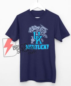 UK Kentucky T-Shirt On Sale